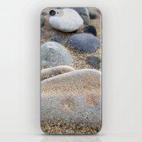 Beach Pebbles iPhone & iPod Skin