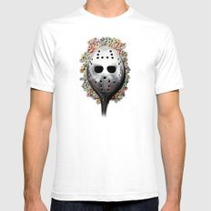 Cereal Killer Mens Fitted Tee White SMALL
