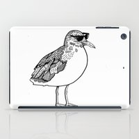 cool Seagull iPad Case