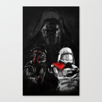 First Order Canvas Print