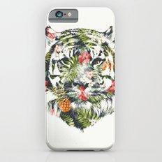 Tropical Tiger iPhone 6 Slim Case
