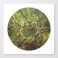 Geometrie #6 Canvas Print