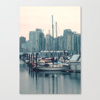 Vancity Canvas Print