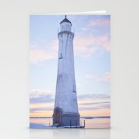 The Lighthouse. Stationery Cards