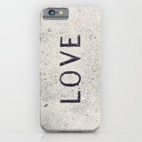 Love Stone Photography - Love Carved in Stone - Zen Meditation Art iPhone 6 Slim Case