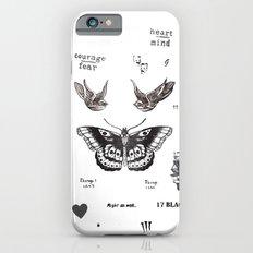 Tattoo à La Harry iPhone 6 Slim Case