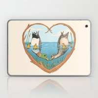 Duck Love Laptop & iPad Skin