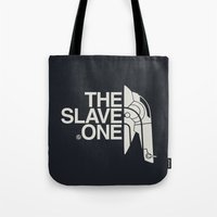 The Slave One Tote Bag