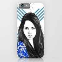 iPhone & iPod Case featuring ODESSA by Amanda Mocci