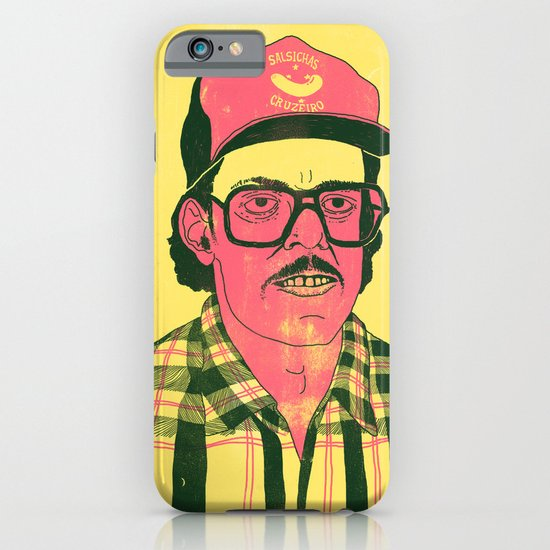 Sausage Man iPhone & iPod Case