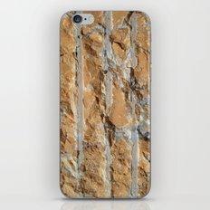 Cut Stone iPhone & iPod Skin
