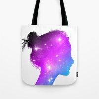 Star Sister / Color 1 Tote Bag
