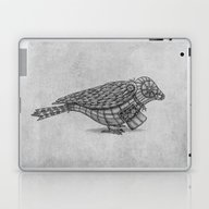 Clockwork Bird  Laptop & iPad Skin