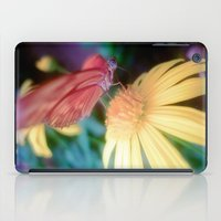 hungry butterfly iPad Case