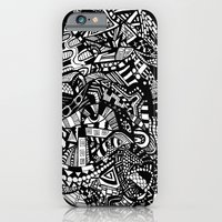 iPhone & iPod Case featuring the Machine by Kimberly rodrigues