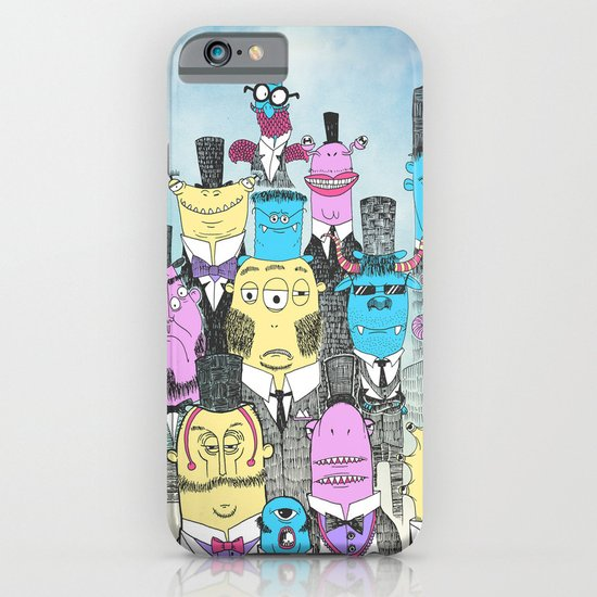 A Few Good Monsters iPhone & iPod Case
