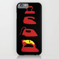 History of the Iron iPhone 6 Slim Case