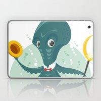 Mr Octopus Laptop & iPad Skin