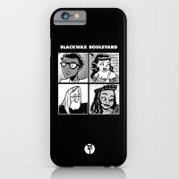 Blackwax Boulevard Album… iPhone 6 Slim Case