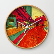 Buy gold - Fortuna Series Wall Clock