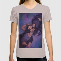 You Explained The Infini… Womens Fitted Tee Cinder SMALL