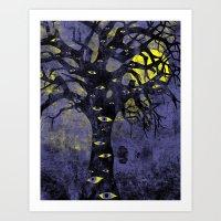 The Vison Tree Art Print