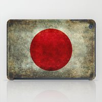 The National Flag Of Jap… iPad Case
