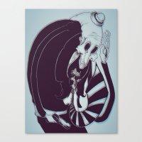 Marmalade Grimmm Canvas Print