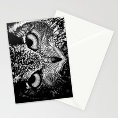 My Eyes Have Seen You (Owl) Stationery Cards