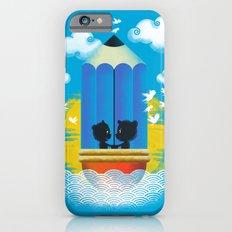 Cruisin' in the Art of Love iPhone 6s Slim Case