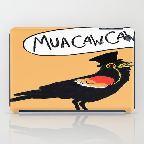 MuaCawCaw iPad Case