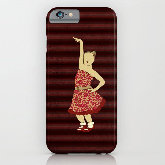 Children dancing 2 iPhone & iPod Case