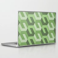 Geometrix LXII Laptop & iPad Skin