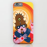 The Inscrutable Lord Ov … iPhone 6 Slim Case
