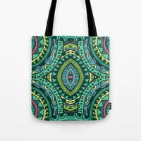 Spearmint Tote Bag