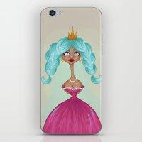 Princess Whimsy  iPhone & iPod Skin