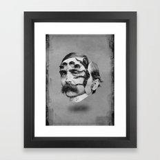 The Amazing Man-Spider Framed Art Print