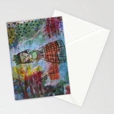 Birdcage Lady Stationery Cards