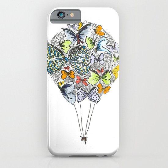 Bows & Butterflies iPhone & iPod Case
