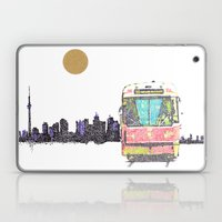 505 Street car Laptop & iPad Skin