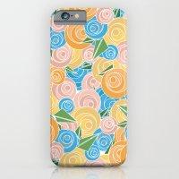 Pastel Floral iPhone 6 Slim Case