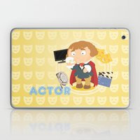 Actor Laptop & iPad Skin