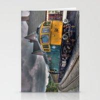 Type 33 Locomotive Stationery Cards