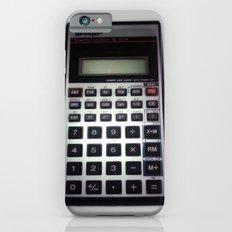 Fuck Math iPhone 6 Slim Case