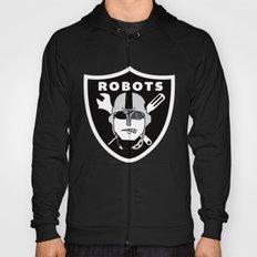 Raider robots Hoody
