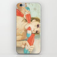 Bombs Away iPhone & iPod Skin