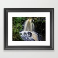 Full Flow Framed Art Print