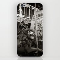 { merry go round } iPhone & iPod Skin
