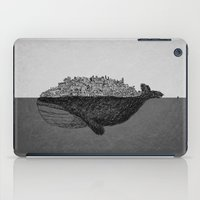 Whale City iPad Case