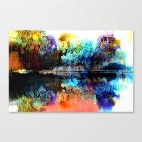 Seeyaround Canvas Print